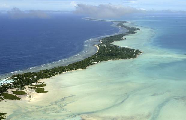 塔拉瓦环礁