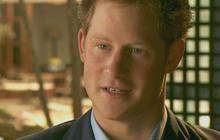 Prince Harry on his organization Sentebale