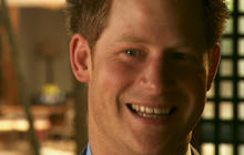 Prince Harry on family, charity