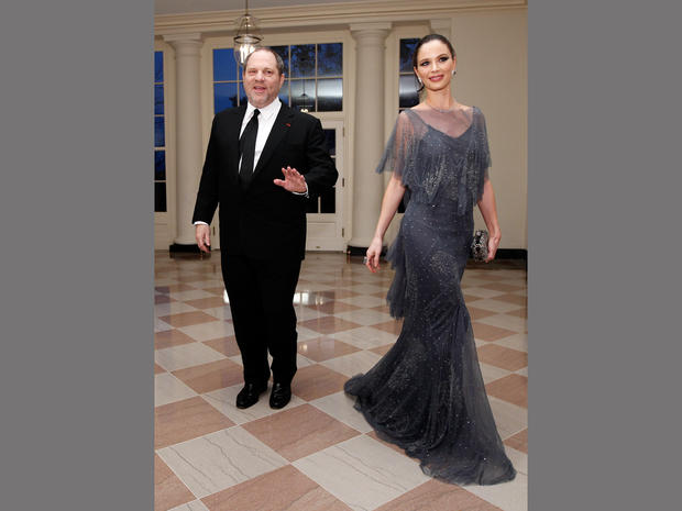 White House state dinner photos