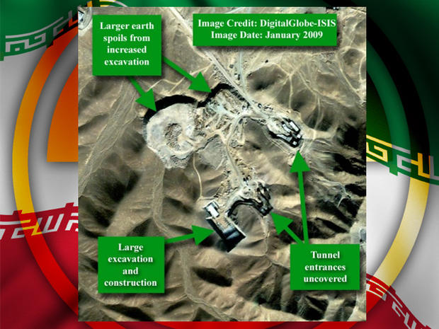 Iran nuclear facility