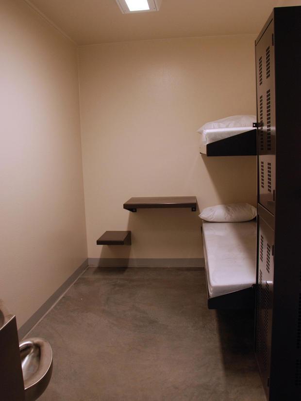 Leavenworth堡,中西部联合区域惩教设施