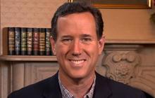 "Santorum: Romney doesn't have ""core"" beliefs"