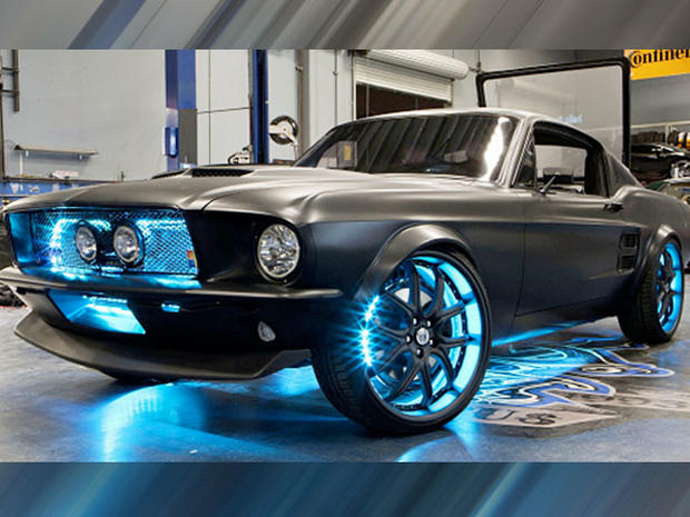 What if Microsoft made a Ford Mustang?