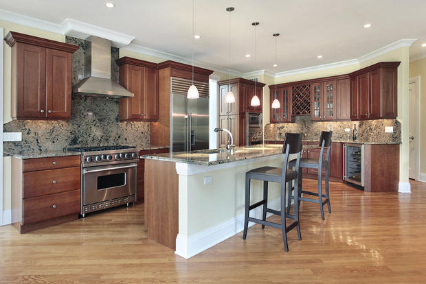 The Top Kitchen And Bath Trends For 2012 Cbs News