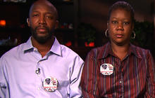 """The world knows Trayvon now"" - parents speak out"