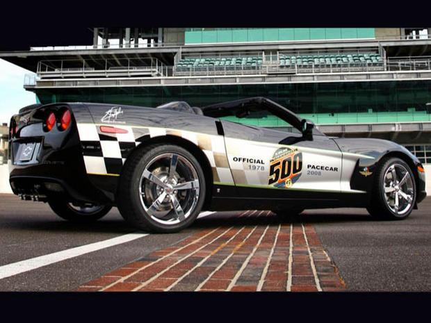 Corvettes through the years
