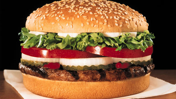 Stop Press: Burger King has arrived in Bangalore.