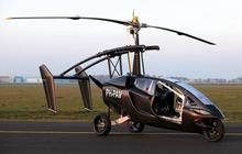 "Dutch ""Flying Car"" takes maiden flight"