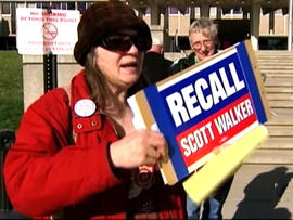 Wis. recall election expected to set records