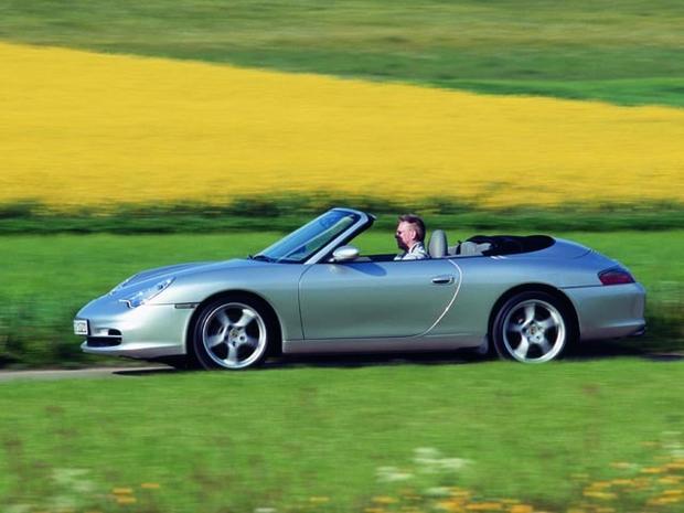 Porsche 911 through the years