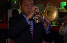 "Wynton Marsalis jams at a ""Juke Joint"""