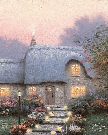 "Thomas Kinkade, ""Painter of Light"""