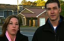 Witnesses to Navy jet crash describe fiery scene