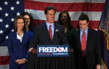 Santorum suspends presidential campaign (Full remarks)