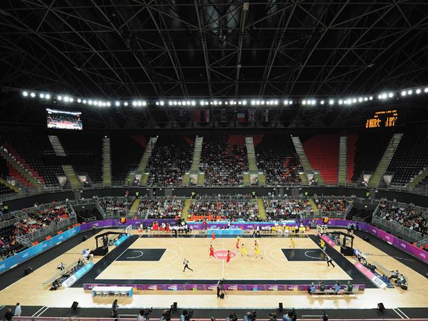 London Olympics venues
