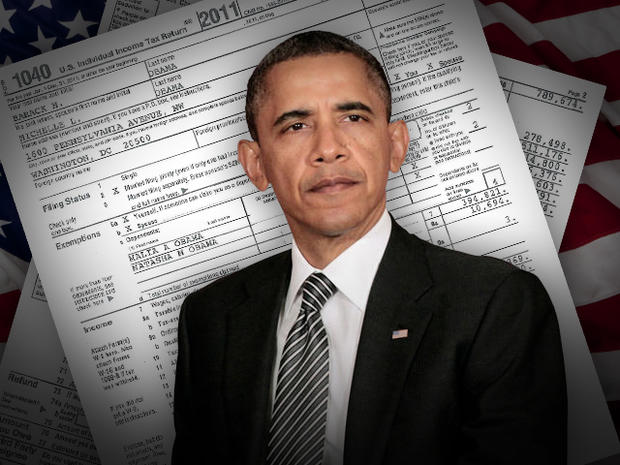 President Obama's 2011 Tax Returns