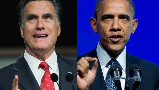 Mitt Romney, President Obama