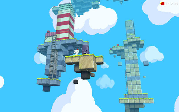 """Fez"" Review: New pixelated puzzler will hurt your brain"