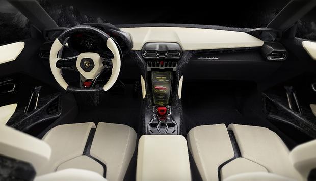Lamborghini Urus SUV concept