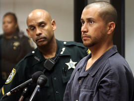 George Zimmerman in court to ask judge for bond in Trayvon Martin case