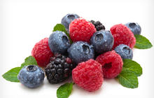 Berries boost brain power: study