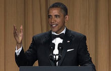 Obama's 2012 W.H. Correspondents Dinner performance