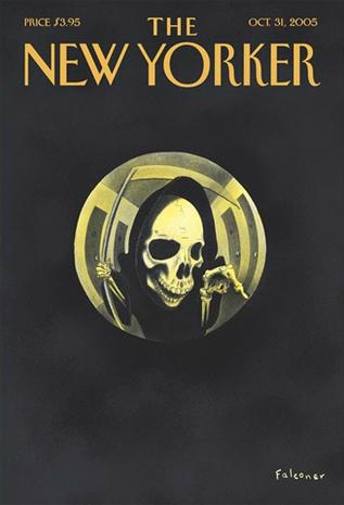 Classic New Yorker magazine covers