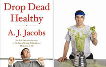 """Drop Dead Healthy"" author on how to avoid a cold"