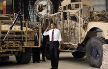 U.S. military's future in Afghanistan
