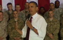 Obama tells troops bin Laden got his justice