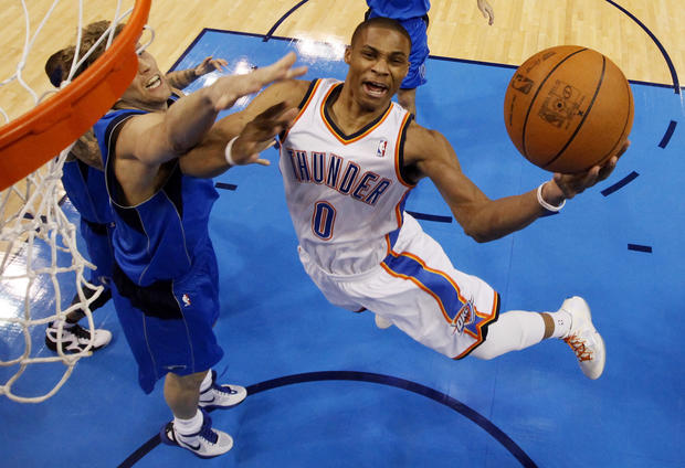 2012 NBA playoffs: Opening rounds