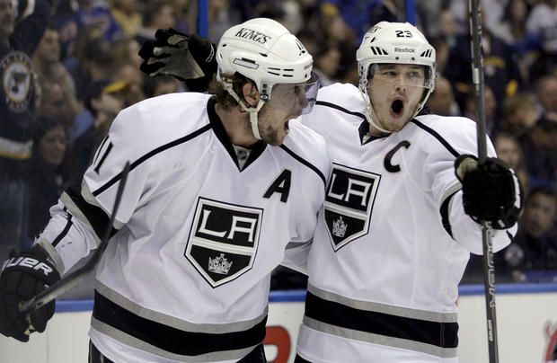 2012 NHL Playoffs: Conference semifinals