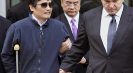 Doubts over Chinese dissident's freedom, safety