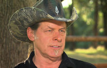 "Ted Nugent speaks out only on ""CBS This Morning"""
