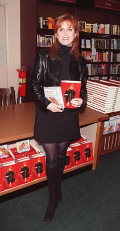 Sarah Ferguson, Duchess of York