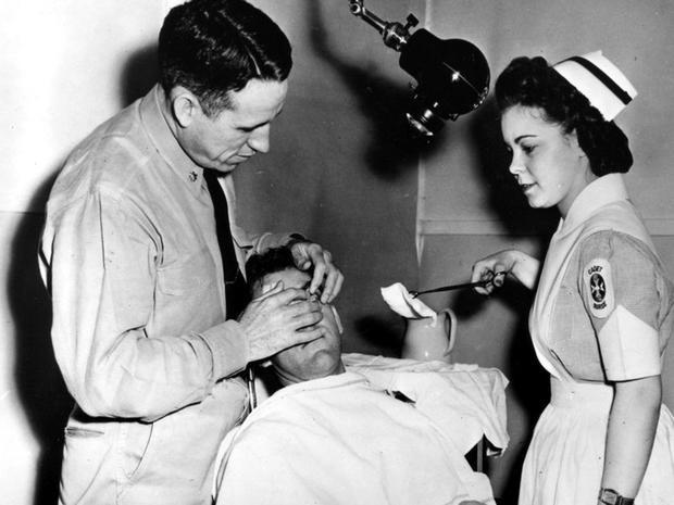 Cadet Nursing Corps, World War II