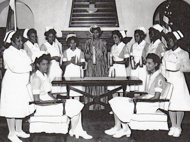 Cadet Nursing Corps, World War II