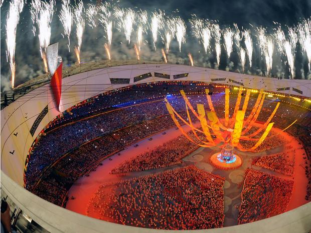 essay on beijing olympics