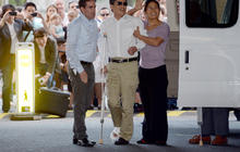 Blind dissident Chen brought to U.S.