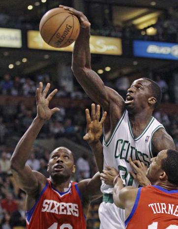 2012 NBA Playoffs - Conference semifinals