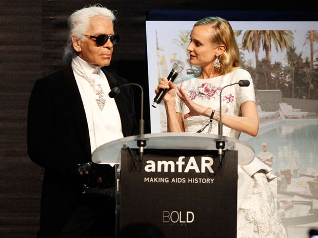 amfAR gala at Cannes 2012