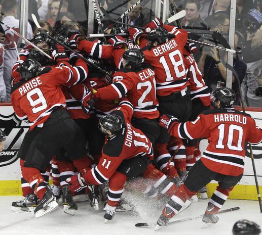 2012 NHL Playoffs: Conference Finals