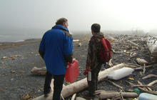 Tsunami debris clean-up on U.S. shores could take years