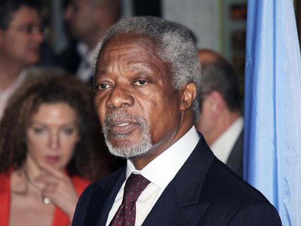 Syria: Annan calls Houla massacre a
