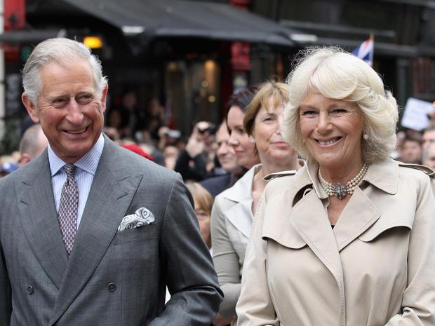 Royals celebrate Queen's Diamond Jubilee