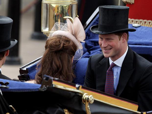 Diamond Jubilee: Carriage procession