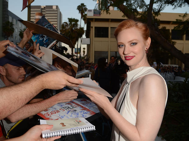 """True Blood"" season 5 Hollywood premiere"