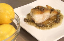 Turn butter into a quick sauce for fish