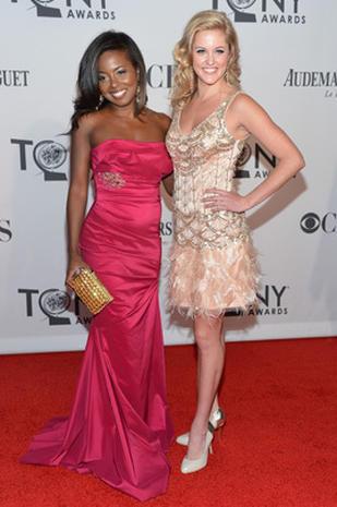Tony Awards 2012 red carpet